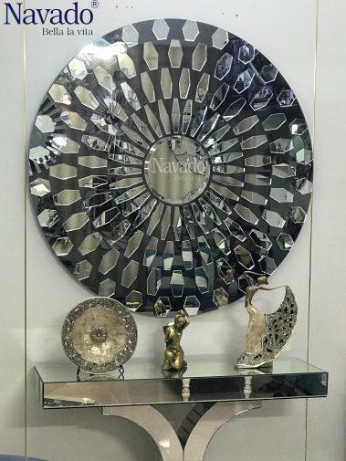 Gương trang trí nghệ thuật Roxana