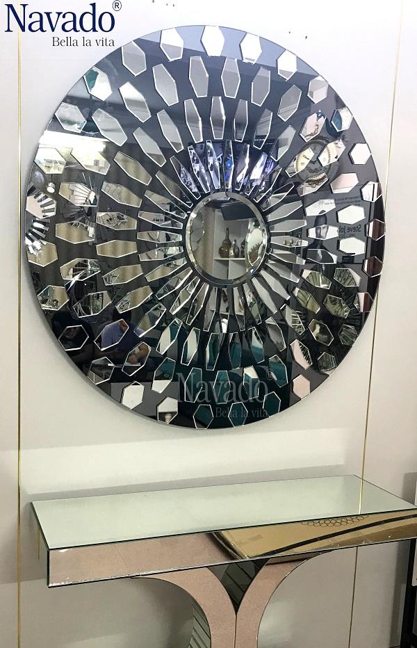 Gương trang trí nghệ thuật Roxana, điểm nhấn cho không gian nhà bạn