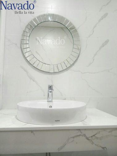 Lưa chọn gương phòng tắm cao cấp