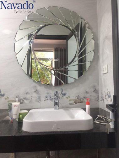Lựa chọn gương phòng tắm cao cấp